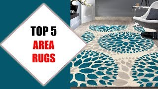 Top 5 Best Area Rugs 2018 | Best Area Rug Review By Jumpy Express