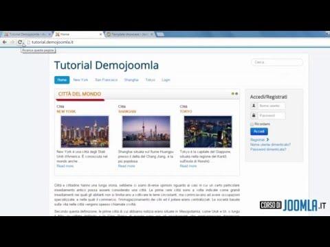 Creare Uno Slider Di Articoli In Joomla! Con BT Content Slider