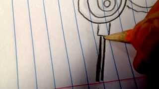How to draw beats by dr dre solo part1