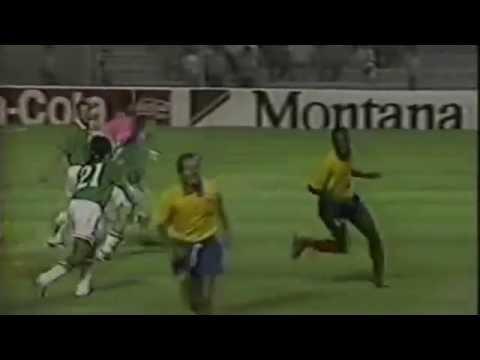 México en Copa América 1993-2016