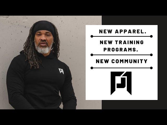 NEW APPAREL   NEW TRAINING PROGRAMS   NEW COMMUNITY   1.21.21