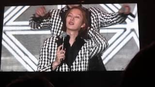 150321 SMTOWN in Taiwan - Super Junior - 自我介紹 (主大螢幕)