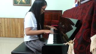 Piano Cover - A Comme Amour