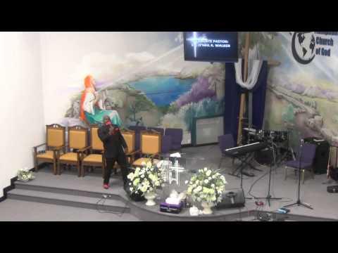 Brampton Triumphant Church of God - Sunday Service - Sermon - Pastor O'Neil Walker