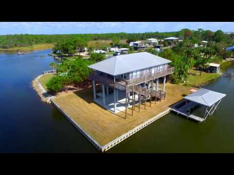 Coastal Home in Horseshoe Beach, FL