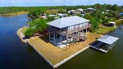 Coastal Home in Horseshoe Beach, FL