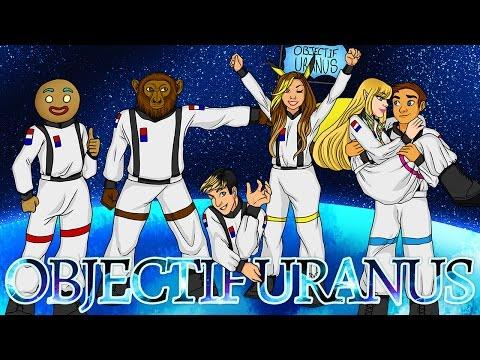 "Objectif Uranus #14 : ""CACADINE"""