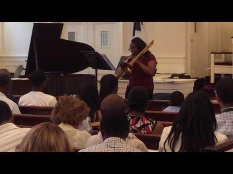 Rag and Bone Rag- Harris/ Hello- Adele performed by Michaela Ferrell