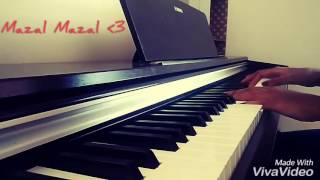 mazal mazal-Douzi piano cover