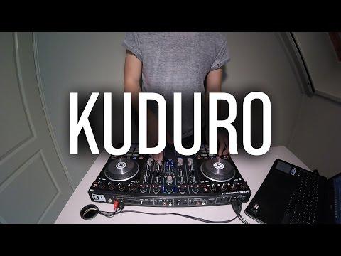Kuduro & Bubbling Mix 2017 | The Best of Kuduro & Bubbling by Adrian Noble | Traktor S4 MK2
