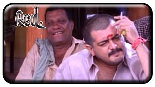 Red Tamil Movie   Scenes   Ajith and Priya Gill Marriage Fixed   Manivannan   Raghuvaran   Deva