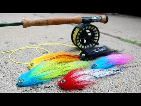 Finally!! Fly Fishing My FAVORITE Pike Flies