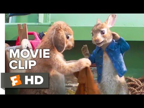 Peter Rabbit Movie Clip - Matchy Matchy (2018) | Movieclips Coming Soon