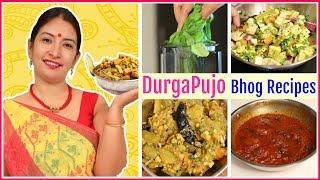 DurgaPujo Bhog - Navratri Special Recipes | #TaiyariTyohaarKi #HavellsPujoPandal #CookWithNisha
