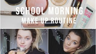 One of Rachel Leary's most viewed videos: School Morning Make Up Routine! | Rachel Leary