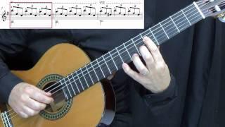 Romance Anónimo - Mecanismos - Curso de Guitarra