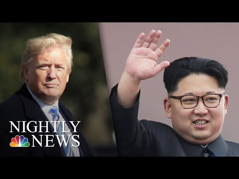 North Korea Warns President Donald Trump Summit Could Be Called Off | NBC Nightly News