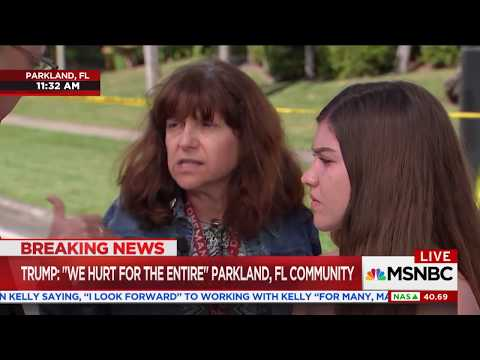 Teacher On Florida Shooter: I Remember Him Being A Quiet Student (Full) | Velshi & Ruhle | MSNBC