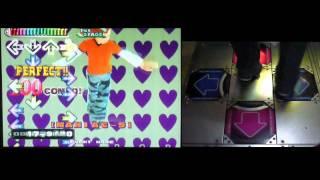 Kon - OPERATOR (Maniac) AAA on DDR 4th Mix PLUS (Japan)