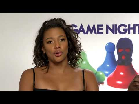 Game Night Lamorne Morris & Kylie Bunbury Share WORST Baby Names!