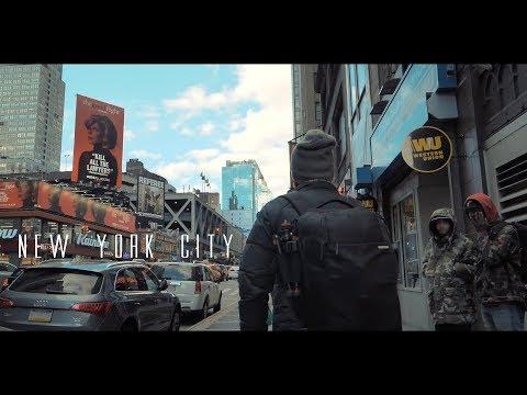 Journey to New York City Drone Film Festival 2018