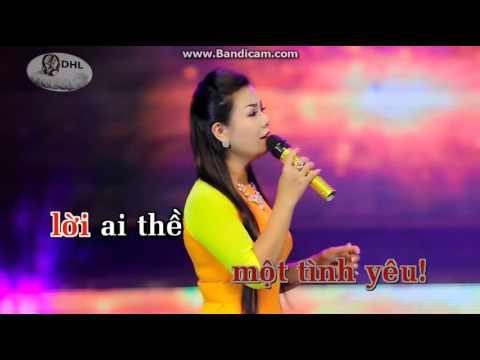 Mãi Mãi Một Tình Yêu Karaoke hát với Hoàng Định