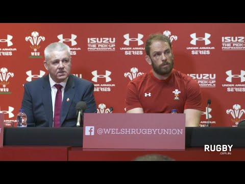 Full post match press conference: Wales