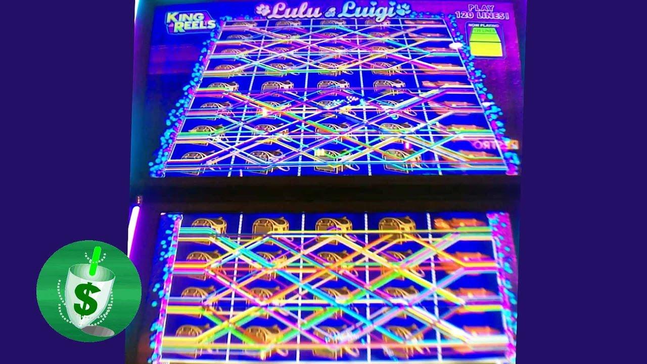 Lulu and Luigi Slot Machine