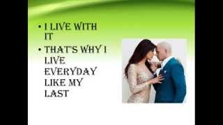 EXOTIC - priyanka chopra ft pitbull (lyrics video)