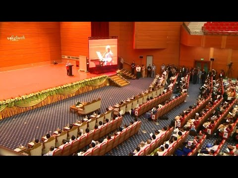 Union Peace Conference Begins in Myanmar Capital