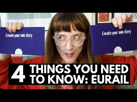 4 THINGS YOU NEED TO KNOW BEFORE BUYING EURAIL PASS