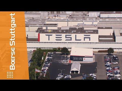 Dax tritt auf der Stelle - Nimmt Musk Tesla von der Börse?   Börse Stuttgart   Aktien