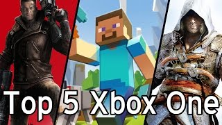 Top 5 Xbox One Games