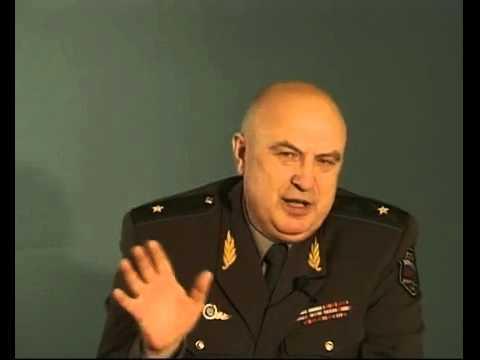 КОБ  Мертвая вода  Генерал майор Константин Павлович Петров  1 2  Вводная Лекция