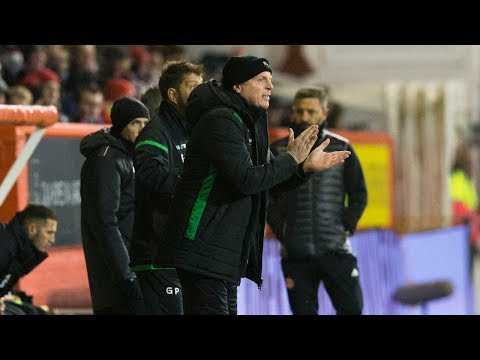 AFCvHFC | NEIL LENNON POST-MATCH INTERVIEW
