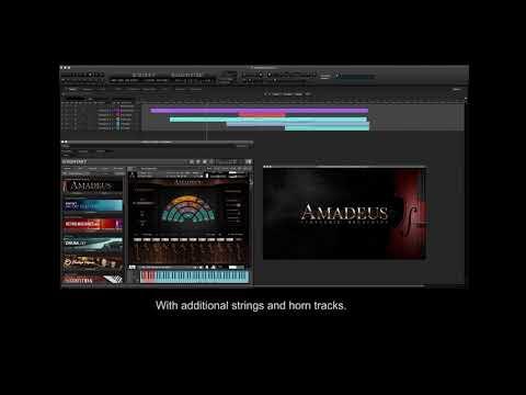 Intro Music Using Symphony Patch