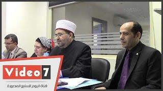 بالفيديو.. ندوة لمواجهة المخططات الإسرائيلية لهدم المسجد الأقصى