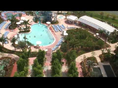 Disney's Bay Lake Tower Hotel At The Contemporary Resort - A Video Tour