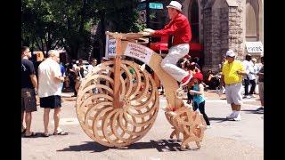 25 Sepeda Paling Aneh Yang Pernah Diciptakan Manusia