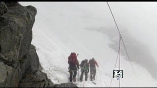 Cambridge Family Survives Avalanche At Mont Blanc
