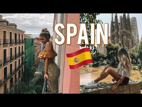 MADRID & BARCELONA // SPAIN 2018