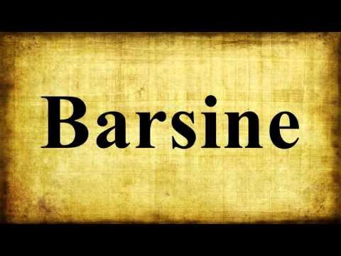 Barsine