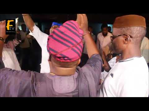 SAINT JANET SHOW RESPECT AND BOW DOWN FOR  SHINA PETERS