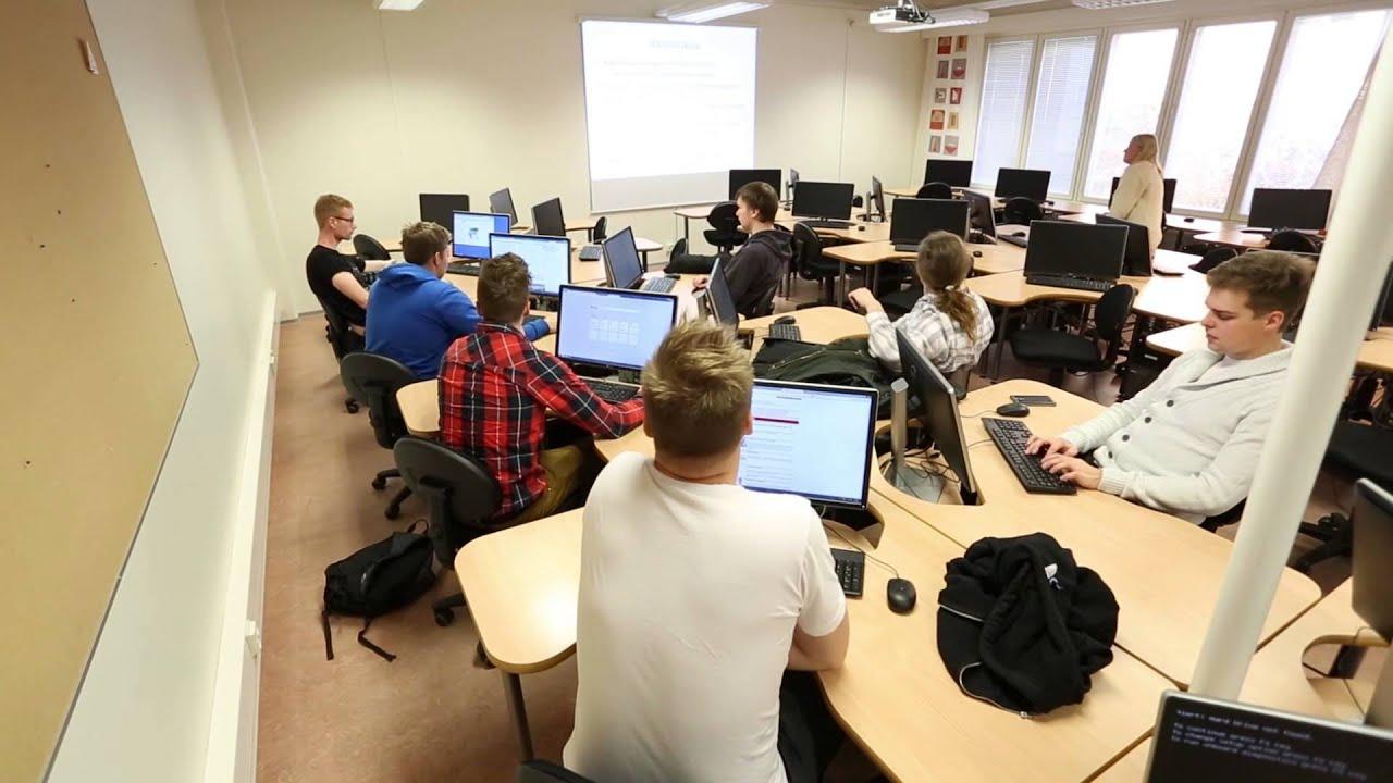 Ammattikorkeakoulu Ruotsiksi