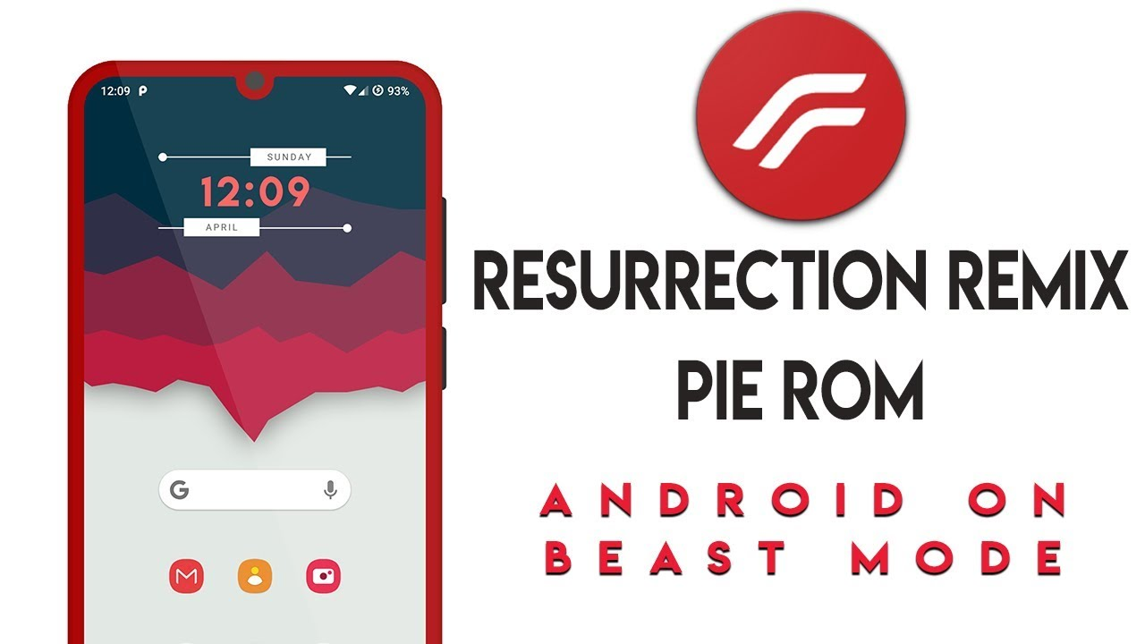Resurrection Remix Pie