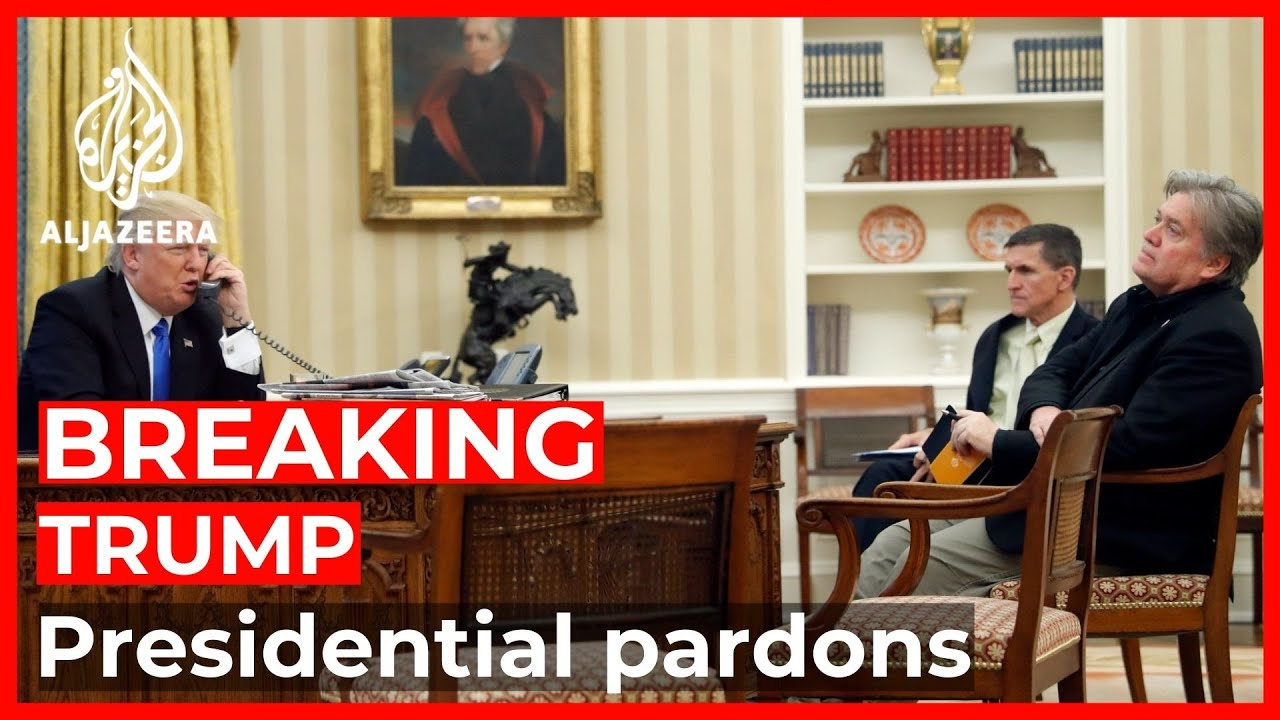 Trump pardons Steve Bannon, Lil Wayne, among list of 143 granted ...