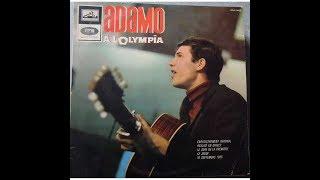 Salvatore Adamo - Les filles du bord de mer (Live Olympia 1965) [RARÉ]