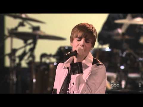 Justin Bieber  Pray Live AMA 2010 (HD)
