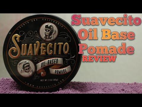 Suavecito Oil Base Pomade Review