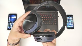 Bose SoundLink II - I don't like these $200+ Headphones and here's why